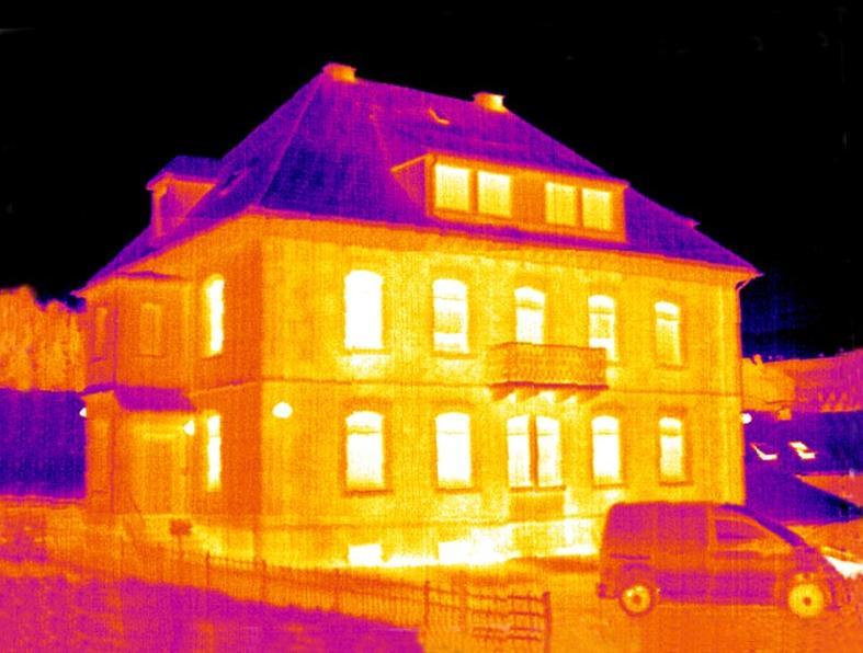 фото с тепловизора дома открыл уголовное